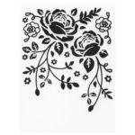 DIY Scrapbooking Flower Embossing Template Folder Stencil for Album Card