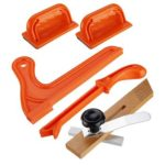 Safety Hand Protection Sawdust Wood Saw Push Stick Set for Table Woodwork