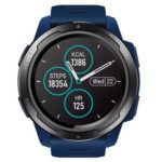 Zeblaze VIBE5 1.3 inch Greencell Heart Rate Monitor Smart Watch (Blue)