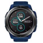 Zeblaze VIBE5 1.3 inch Greencell Heart Rate Monitor Smart Watch (Blue)