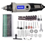 HLD-400W Variable Speed Electric Drill Electric Grinder Set Rotary Tool EU