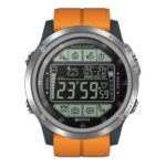 Zeblaze VIBE 3S Smartwatch 50m Waterproof 2 Year Standby Pedometer (Orange)