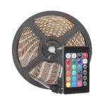Wireless WiFi LED Intelligent Controller LED Strip Kit Control Box DC/USB