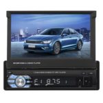 SWM 9601 7 inch Bluetooth Car Stereo MP5 Player AUX USB Radio Head Unit
