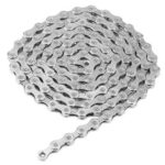 Steel 10 Speed 116 Links MTB Bicycle Chain Durable Outdoor Riding Accessory
