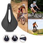 Mountain Bicycle Breathable Soft Cushion Outdoor Cycling Hollow Saddle Seat