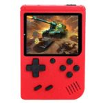 Coolbaby RS-50 Handheld Game Console 500 Games Tetris Game Player (Red)