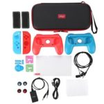 iPega PG-9182 18 in 1 Joy-con Game Card Storage Bag Fit for Nintend Switch