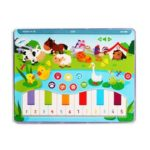 English Language Children Learning Machine Table Toys with Music and Light