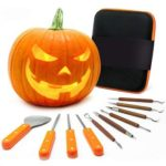 Halloween Pumpkin Carving Cutters Stainless Steel Thanksgiving Kitchen Kits