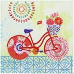 5D DIY Special Shaped Diamond Painting Bicycle Embroidery Mosaic Craft Kit