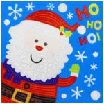 5D DIY Special Shaped Diamond Painting Santa Claus Embroidery Mosaic Kits