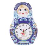 DIY Beauty Special Shaped Diamond Painting Embroidery Clock Kids Room Decor