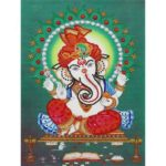 5D DIY Special Shaped Diamond Painting Elephant Nose Buddha Embroidery Kits