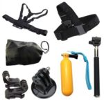 Diving Action Camera Outdoor Sports Accessories Kit for Gopro Hero 7 6 5 4