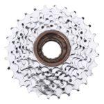 Bicycle 7/21 Speed Cassette Flywheel Mountain Bike Positioning Freewheel