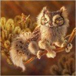 5D DIY Full Drill Diamond Painting Animal Cross Stitch Mosaic Kits Decor