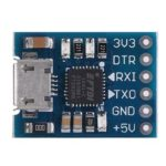 FT232 Module USB to TTL Serial FT232RQ MICRO Port Module Compatible FT232RL