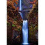 5D DIY Full Drill Diamond Painting Waterfall Cross Stitch Mosaic Craft Kits