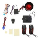 CZB838 Universal 1-Way Car Alarm Vehicle Security System 2 Remotes (4)