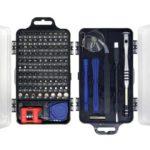 115 in 1 Multi-function Screwdriver Set for Computer Maintenance (Black)