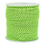5m Survival Paracord 4mm Reflective Parachute Cord Lanyard Rope for Camping