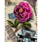 5D DIY Full Drill Diamond Painting Stamp Embroidery Mosaic Craft Kits Decor