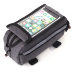 Bicycle Phone Bag Waterproof MTB Road Bike Front Top Tube Touch Screen Bag