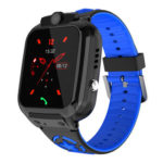 DS60 1.44 inch WiFi Smart Watch LBS Positioning Tracker Kids Watch (Blue)