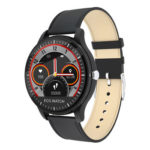 S10 Smart Sports Watch ECG+PPG IP67 Heart Rate Monitor Wristband (Black)
