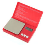 Electronic Scale LCD Backlight Jewelry Pocket Palm Gold Balance (1kg/0.1g)