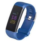 115plus Color Screen Smart Bracelet Heart Rate Monitor Wristband (Blue)