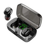 XG23 TWS Bluetooth 5.0 Earbuds Wireless Stereo Earphones with Charging Case