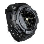 MK28 Bluetooth Smart Sports Bracelet Waterproof Fitness Wristband (Black)