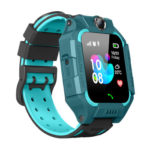 Z6 1.44 inch Touch Screen Kids Smart Watch Location SOS Call Watch (Green)