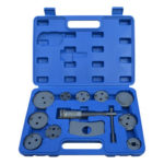 12pcs Car Disc Brake Piston Wind Back Tool Kit Pad Caliper Tools with Case