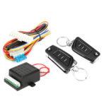 Car Remote Central Door Lock Kit Auto Keyless Entry Alarm System 401/T423