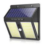 250 LED Solar Garden Light PIR Motion Sensor IP65 Waterproof Street Lamp