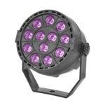 48W 12LED UV Sterilizing Lamp Household Ultraviolet Disinfection Light (UK)