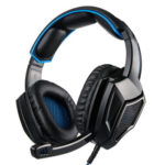 SADES SA920PLUS Noise 3.5mm Wired Stereo Game Headphone for PS4 PC Xbox One