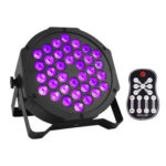 36 LED RGB Stage Light Sound Activated Color Changing Party Club Lamp (EU)