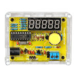 DIY Kits Crystal Oscillator Frequency Meter 1Hz-50MHz Counter Tester Module