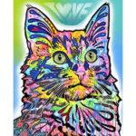 5D DIY Full Drill Diamond Painting Embroidery Mosaic Craft Kit (Cat-W0161)