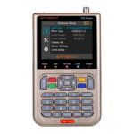 GTmedia V8 Finder DVB-S2/S2X Satellite Meter Digital Satfinder (EU Plug)