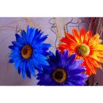 5D DIY Full Drill Diamond Painting Positive Flowers Cross Stitch (WLL1325)