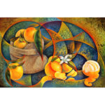 5D DIY Full Drill Diamond Painting Fruits Cross Stitch Embroidery (WLL1293)