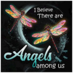 5D DIY Full Drill Diamond Painting Dragonfly Cross Stitch Embroidery Mosaic