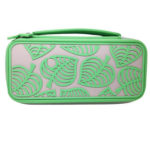 Green Leaves Portable Storage Bag for Nintendo Switch Protective Carry Case