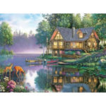 Painting By Numbers Kit DIY Sights Hand Painted Canvas Oil Art Picture Gift