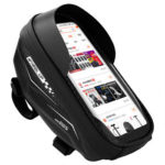 Wheel Up MTB Bike Bag Touchscreen Cycling Waterproof Front Tube Phone Case